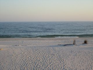 Gulf Shores condo photo - Private Beach