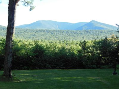 Twin Mountain cabin rental - North & South Twin Mountains