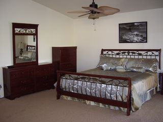 Master bedroom - Gilbert house vacation rental photo