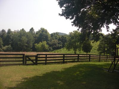 Sperryville farmhouse rental