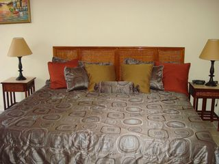 Rockley apartment photo - King size Bed in Bedroom