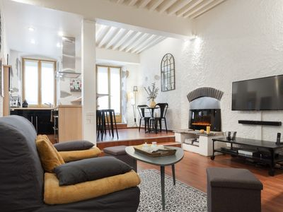 4 star 45m2 calm and comfort in the heart of old Annecy