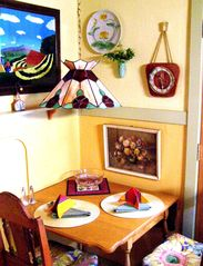 Albuquerque cottage photo - Kitchen seating