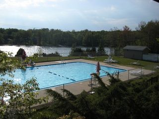 Tobyhanna chalet photo - Pool