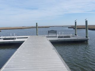 Vacation Homes in Ocean City house photo - View from the Kayak Dock