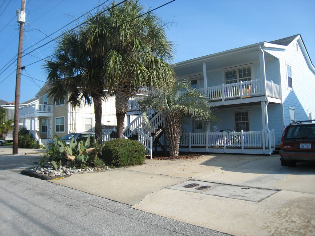 Wrightsville Beach Vacation Rental VRBO 596674 3 BR Southern Coast House