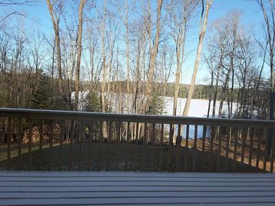 Secluded Cabin on a Private Lake- New Listing!