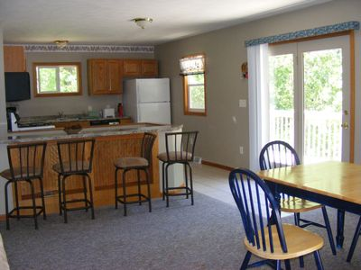 Silver Lake cottage rental