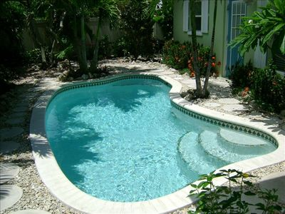 room side pool