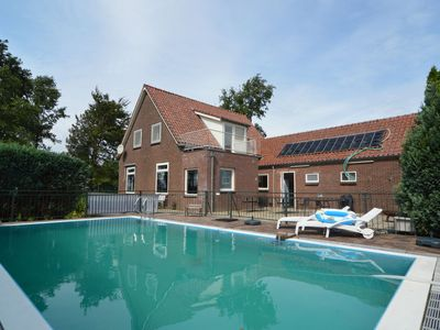 Beautiful detached holiday home with swimming pool and lots of leisure facilities