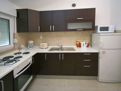 Trogir apartment rental - Modern Kitchen.
