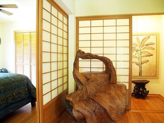 Princeville house photo - Drift Wood Art