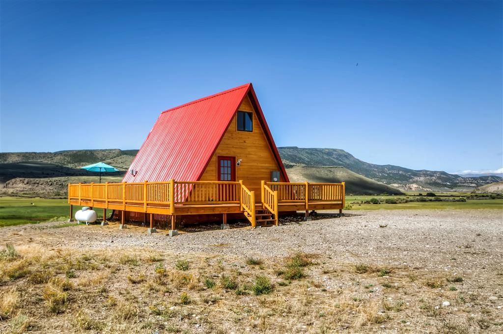 Beautiful remote 1br a frame antimony cabin vrbo - Large summer houses energizing retreat ...