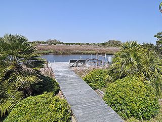 Surf City house photo - Small Dock
