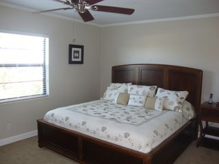 Vero Beach condo photo - Master Bedroom with King bed
