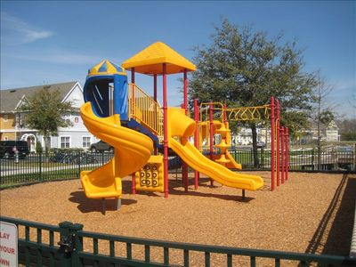 4 playgrounds are located throughout the gated community