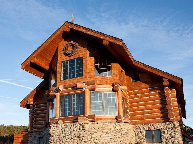 Amazing Log Cabin With Breathtaking Views VRBO