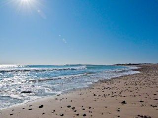 Chilmark cottage photo - The Private Beach View Toward Squibnocket Ridge