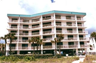 Madeira Beach condo photo - Building from the beach