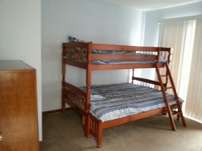 Pyramid Bunk Bed