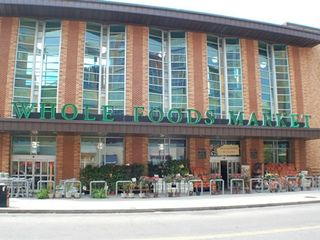 Logan Circle apartment photo - Whole Foods Grocery, 4 blocks away