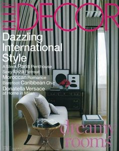 Featured in Elite Decor Magazine