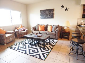 Sedona townhome rental - Luxurious, upscale and newly renovated.