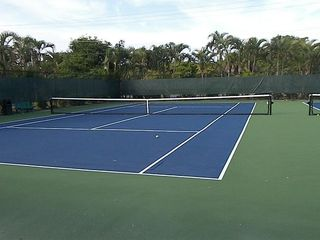 Sanibel Island condo photo - Tennis courts (resurfaced 2012)