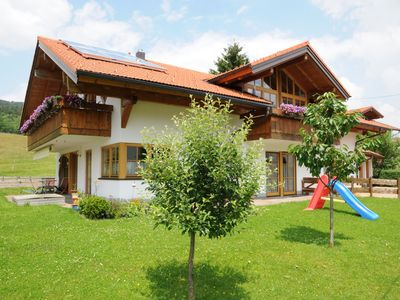 4 star apartment, suitable for allergy sufferers, beautiful views, quiet location - Grüntenblick
