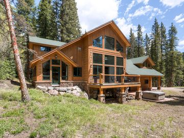 Blue River lodge rental - Our Home