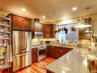 Seattle townhome photo - You'll love our spacious kitchen complete with everything you'll need