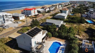 Family Tides is a semi-oceanfront in beautiful Sandbridge Beach!