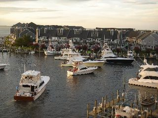 Bahia Vista I Ocean City condo photo - Balcony Bay View Harbor