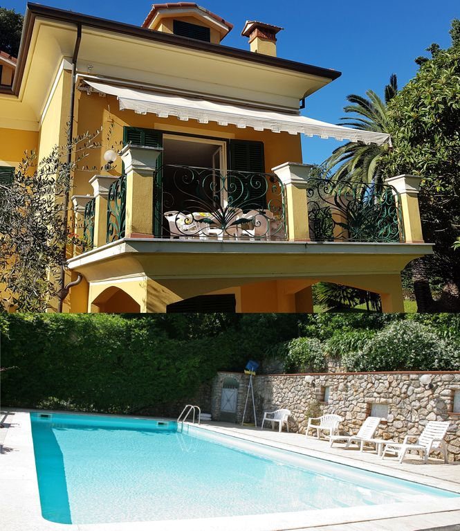 APARTMENT A 50 MT FROM THE BEACH, GOLF. LARGE TERRACE, GARDEN + POOL