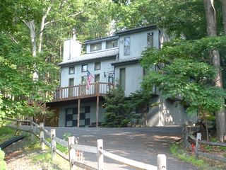 Bushkill house photo - Front of the House