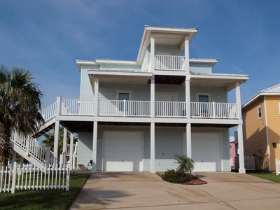 4 bedroom 3 bath home just steps to the beach!