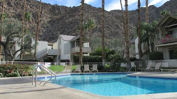 Indian Wells condo rental - Closest pool with two others in short walking distance