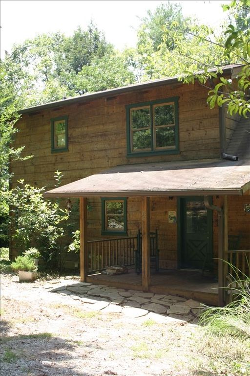 Best price in ellijay on cartecay river vrbo for Ellijay cabins for rent by owner