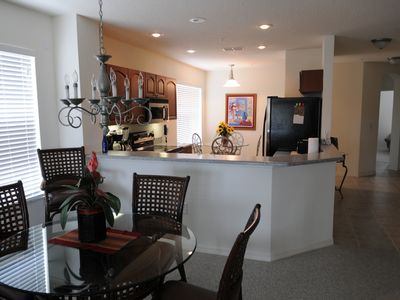 Corian Countertops and Stainless Steel Appliances