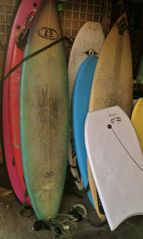 Venice Beach apartment photo - Surf's up and you can rent a board and learn to surf