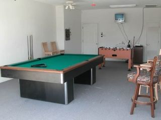 Lake Havasu City house photo - Pool Table And Foosball In Garage