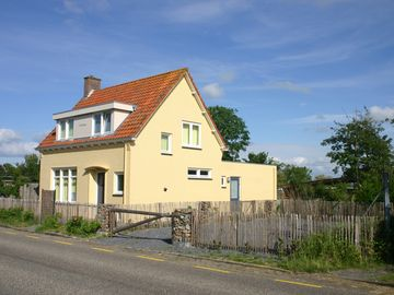 Cadzand house rental