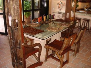 Puerto Vallarta villa photo - Dining area