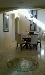Palm Desert condo rental - Elegant dining room
