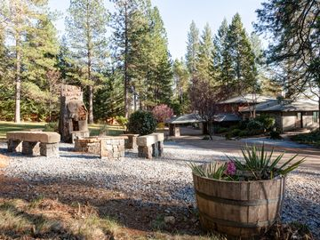 Foresthill villa rental - Private 1.5 acre property. Security gate.
