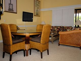Sanibel Island condo photo - Eating area not showing counter breakfast bar