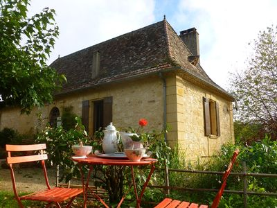 Dordogne valley,near Bergerac, charming typical house quiet and sun big garden