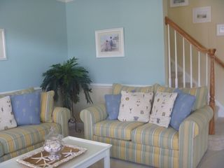 Vacation Homes in Ocean City house photo - VIEW OF LIVING ROOM