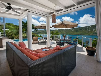 St. Thomas villa rental