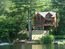 Wonderful Lakefront setting - Lake Rescue house vacation rental photo